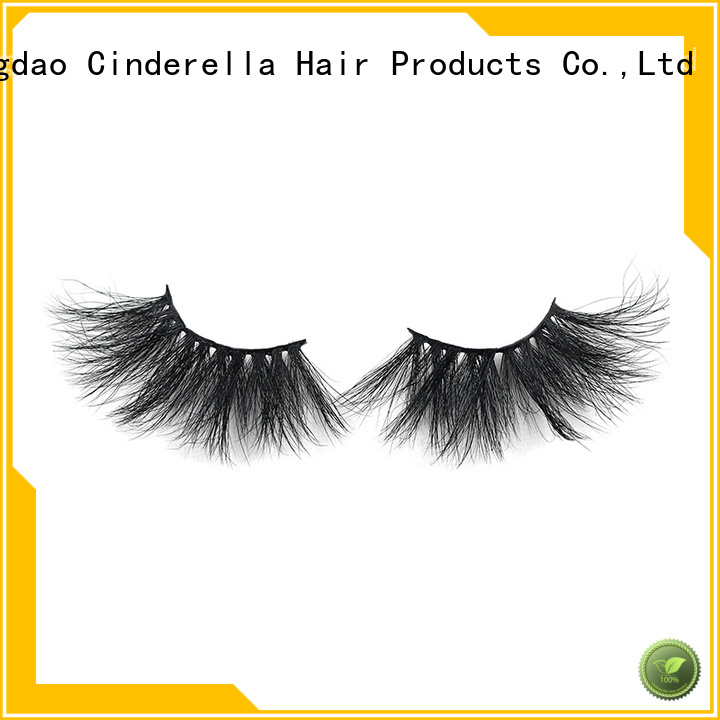 Cinderella Latest mink fur eyelashes manufacturers