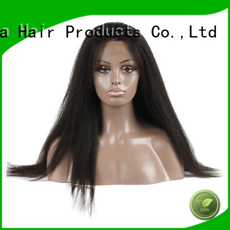 Cinderella natural looking wigs for business