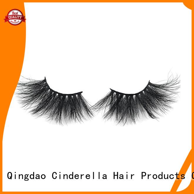 Cinderella best quality eyelash extensions Suppliers
