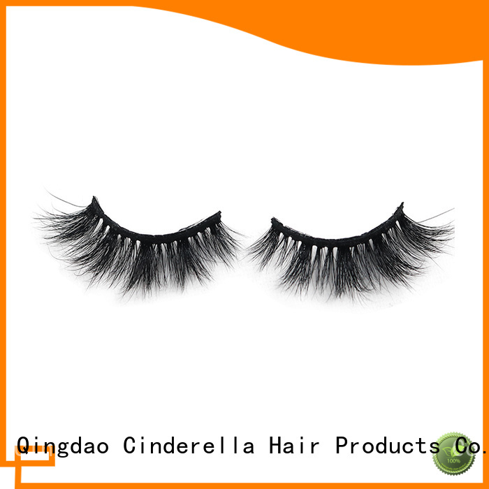 Cinderella long mink eyelashes manufacturers