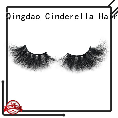 Cinderella Wholesale mink strip lashes company