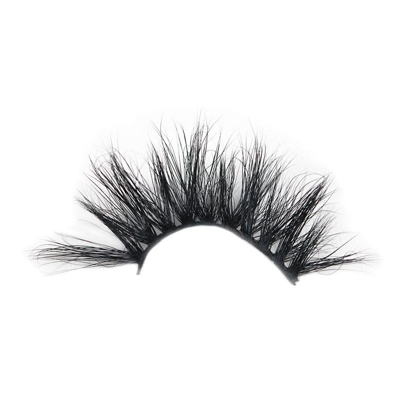 Magnetic Eyelashes 5D Style Long Mink Hair Eyelashes No.L8