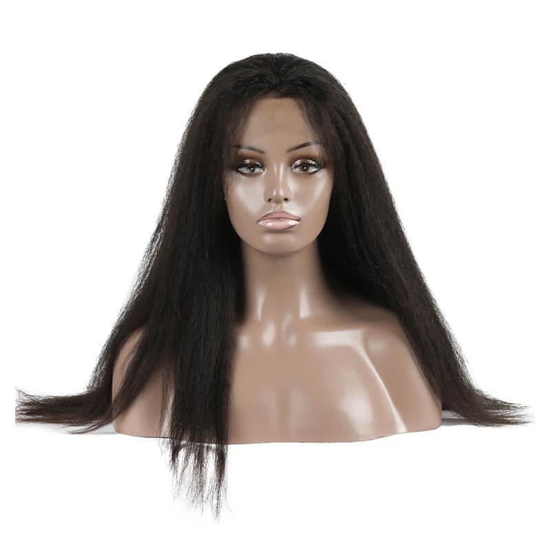 Virgin Best Human Hair Kinky Straight