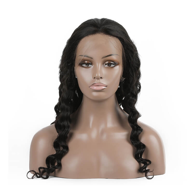 HD Lace Thin Lace Popular Products Original Human Hair Lace Front Wigs Loose Wave