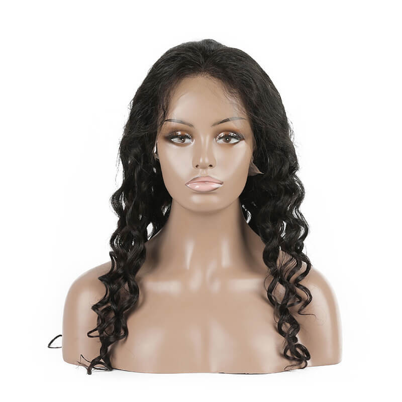 Soft Lace And Soft Hair Wigs Human Hair Lace Front Wig Natural Looking Wigs