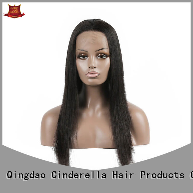 Cinderella Custom original human hair manufacturers