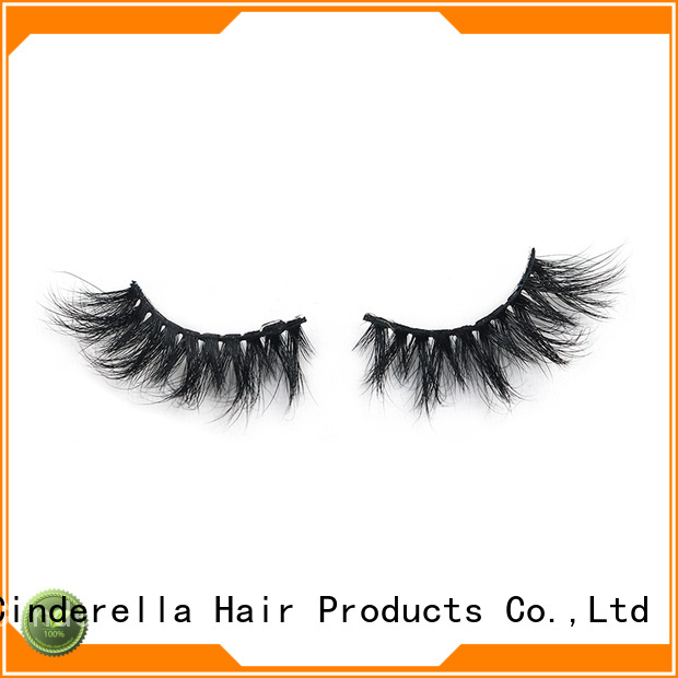 Cinderella natural mink eyelashes Suppliers