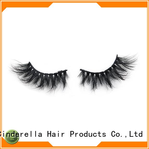 Cinderella natural mink eyelashes Suppliers