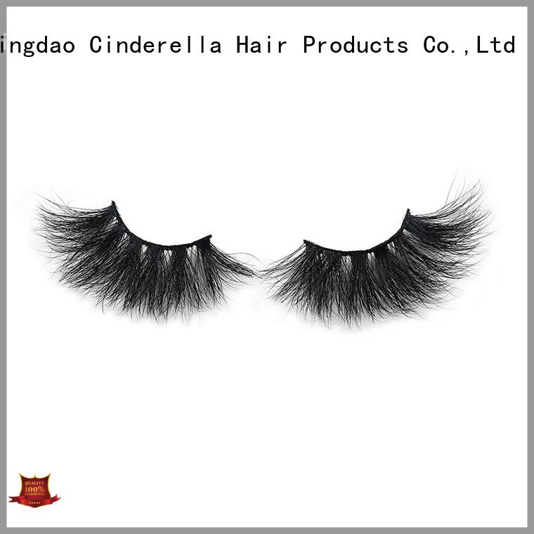 Cinderella mink hair eyelashes Supply