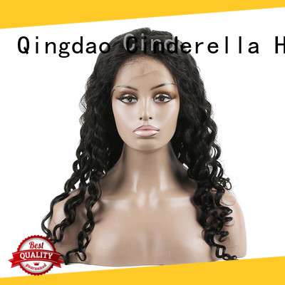 Wholesale natural looking wigs company