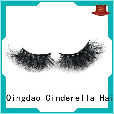 Cinderella mink strip lashes Supply