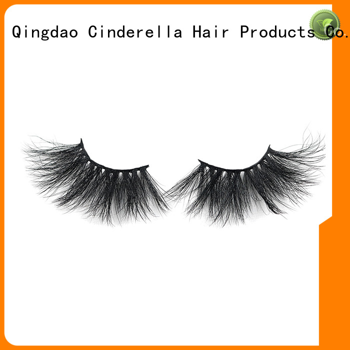 Wholesale natural looking mink lashes for business