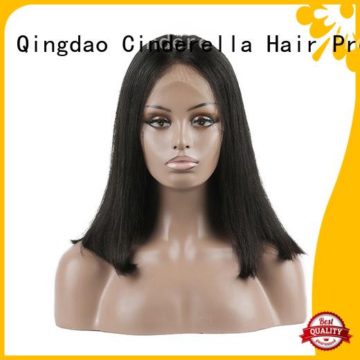 New realistic wigs company
