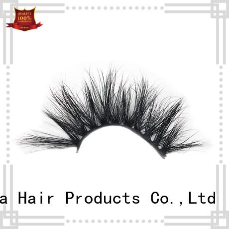 Cinderella Custom mink fur eyelashes Suppliers