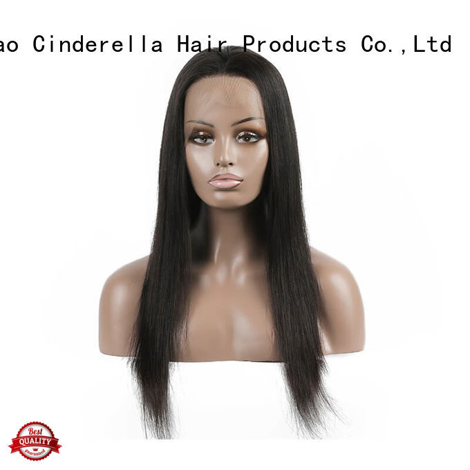 Cinderella Custom curly human hair extensions Suppliers