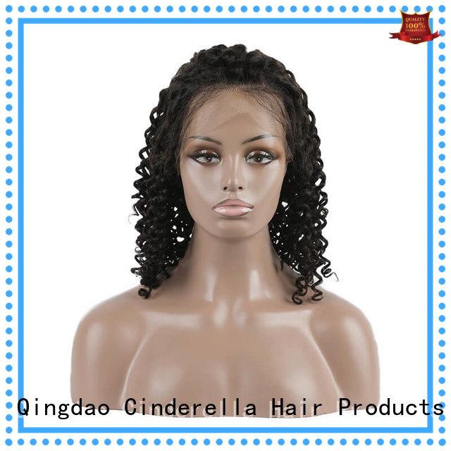 Cinderella High-quality affordable human hair wigs Supply