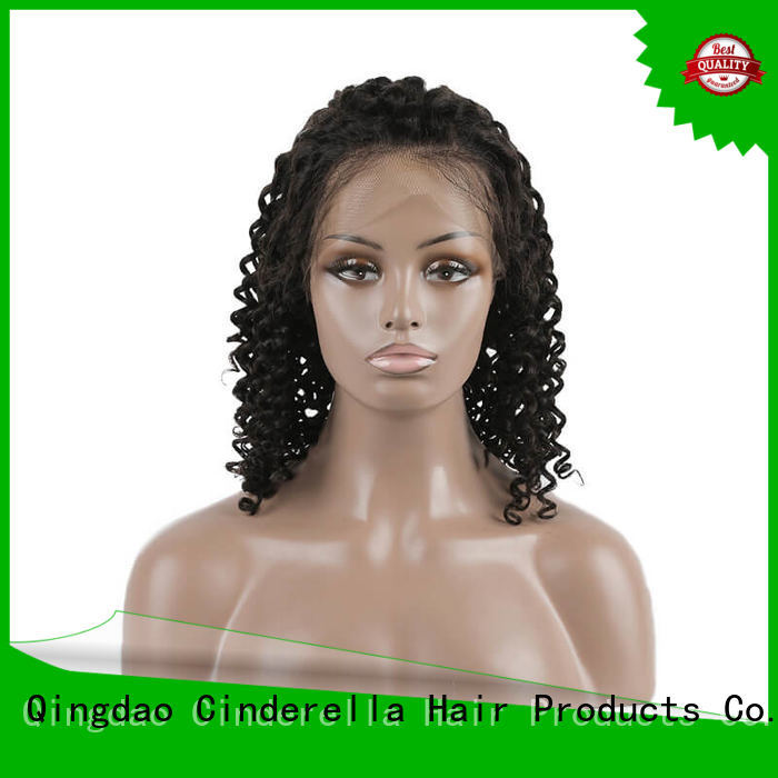 Cinderella Custom good wigs company