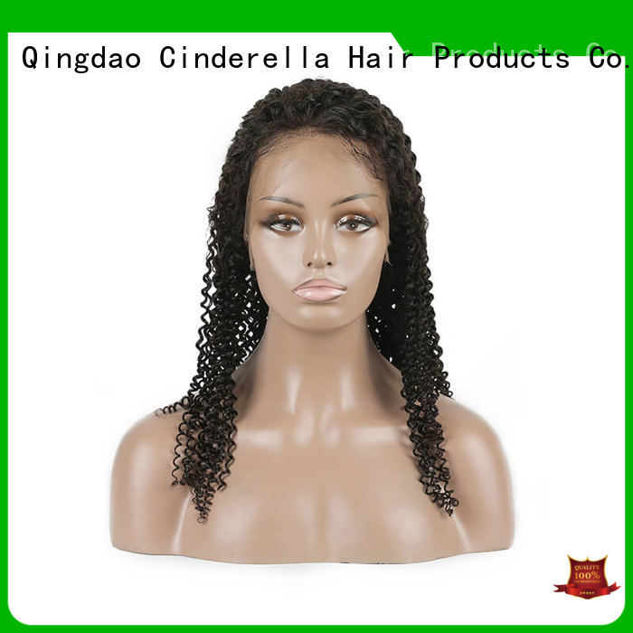 Cinderella Top realistic wigs Suppliers