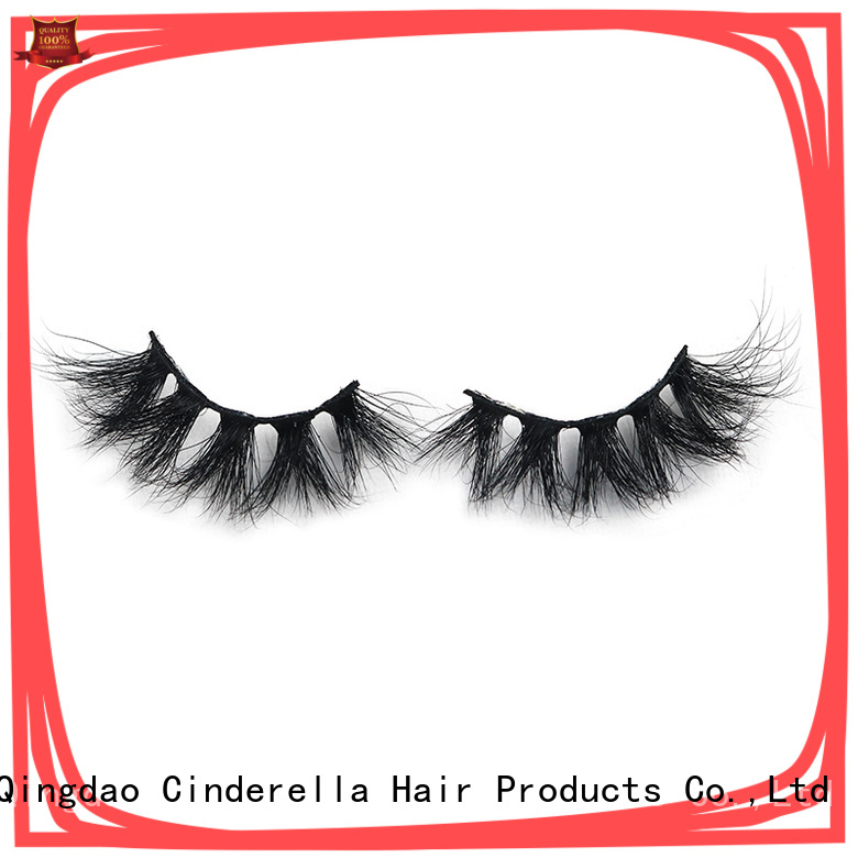 Cinderella Top lashes by for business