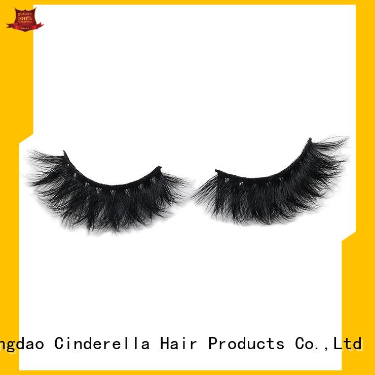 Cinderella Custom lashing out eyelash extensions Supply