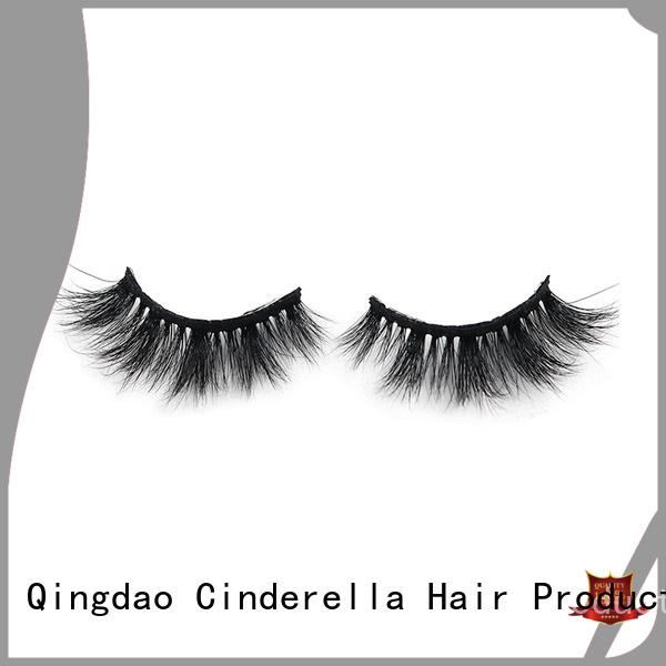 Cinderella faux mink eyelashes factory