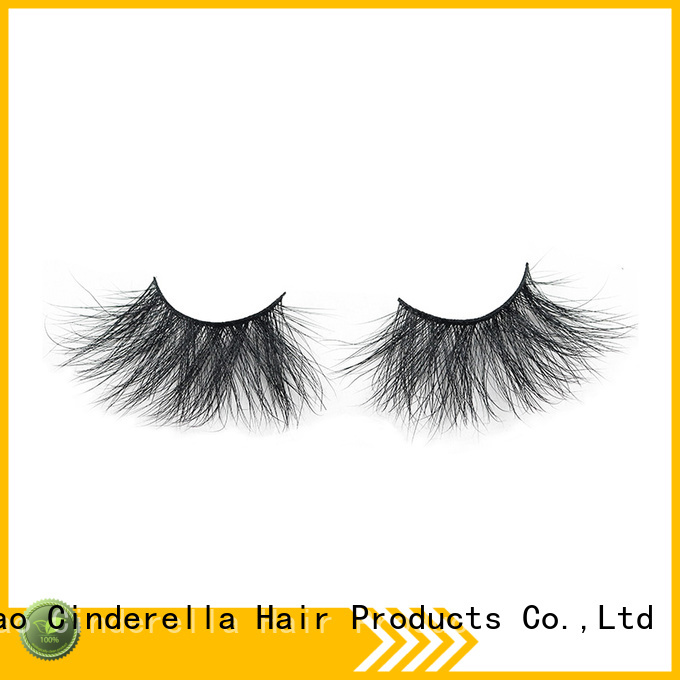 Latest cheap mink false eyelashes Suppliers