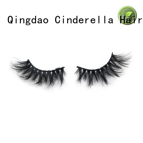 Wholesale mink fur eyelashes for business