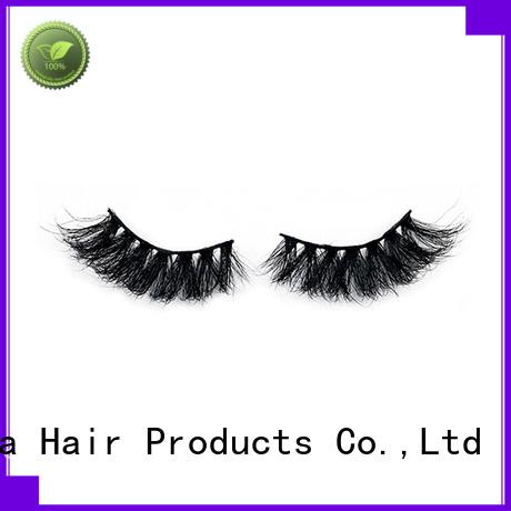 Cinderella Latest mink fur eyelashes factory