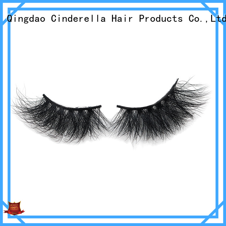 Top real mink eyelashes Supply