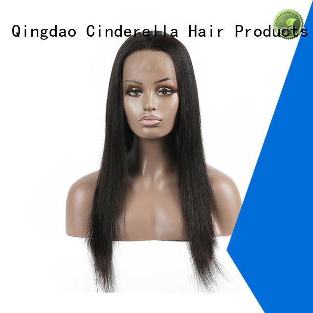 Cinderella realistic wigs Supply