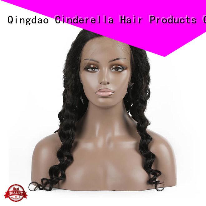 Custom ladies wigs factory