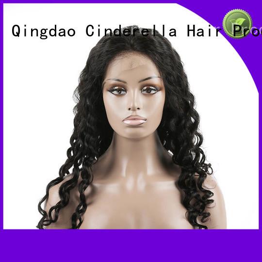 Cinderella Best authentic hair wigs Suppliers