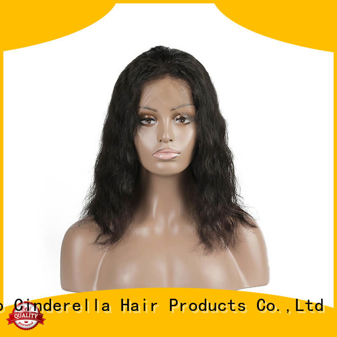 Cinderella Best ladies human hair wigs manufacturers