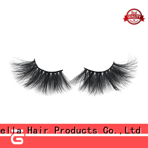 Cinderella mink hair eyelashes for business