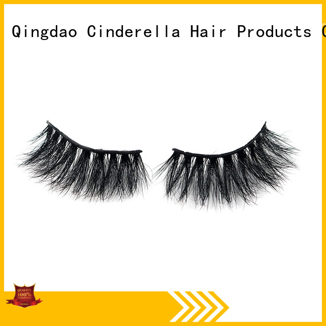 Cinderella best mink individual lashes factory