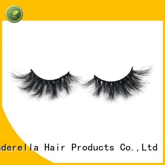 Cinderella natural mink eyelashes manufacturers