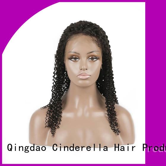Cinderella european human hair wigs company