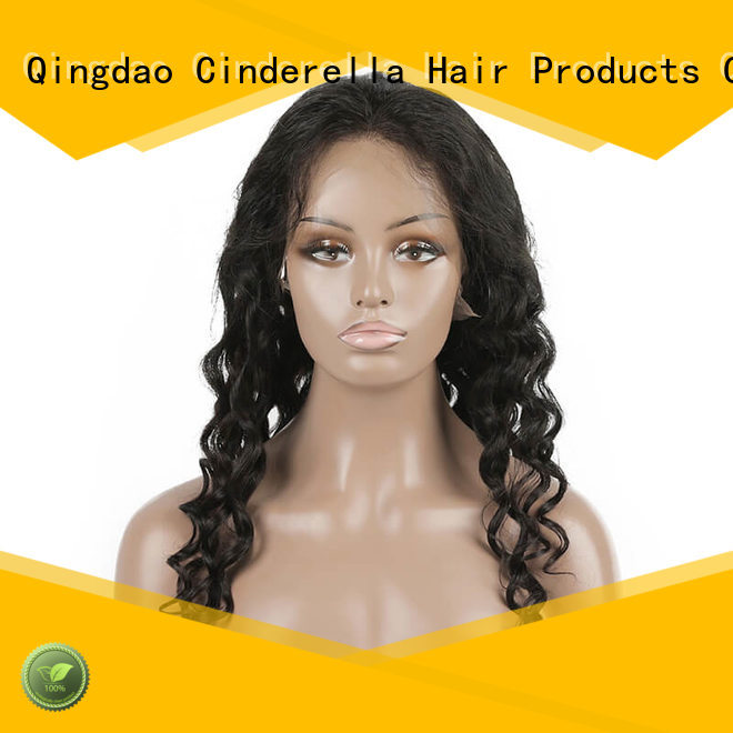 Cinderella human wigs company
