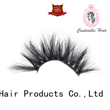 Cinderella luxury mink eyelashes manufacturers