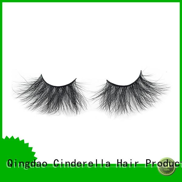 Cinderella real mink lashes company