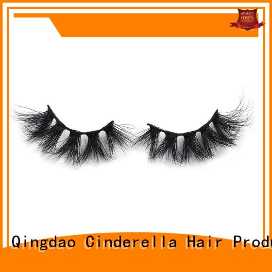 Top mink fur eyelashes manufacturers