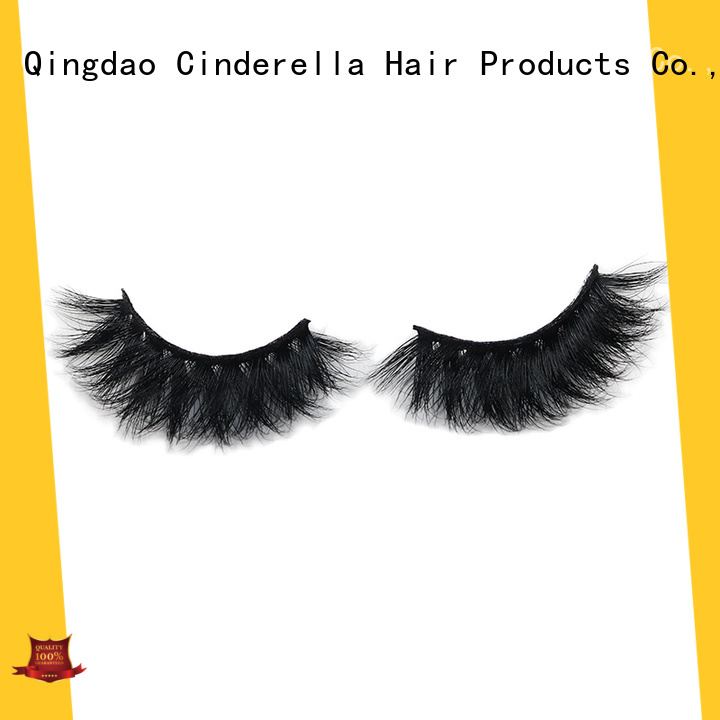 Cinderella Custom silk mink Suppliers