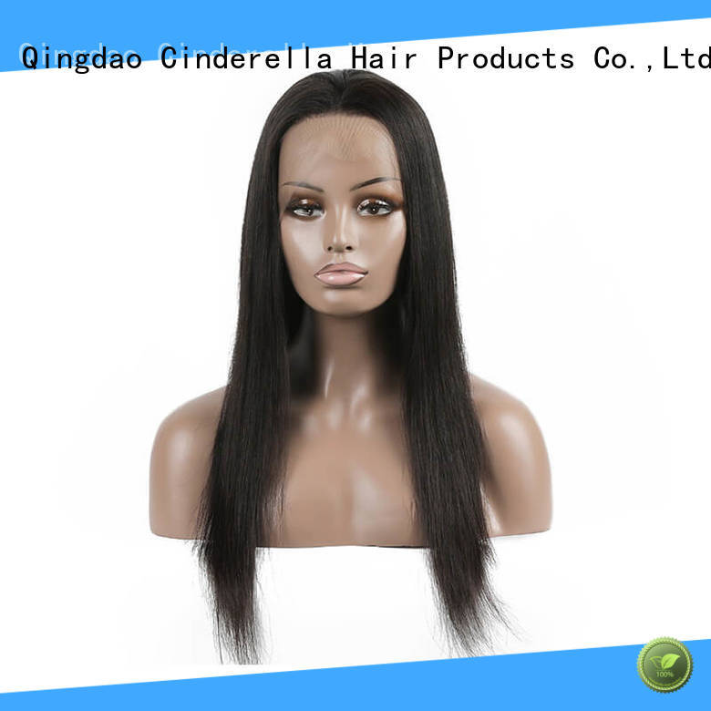Cinderella real hair wigs Supply