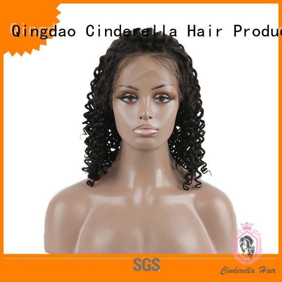 Cinderella natural looking wigs factory