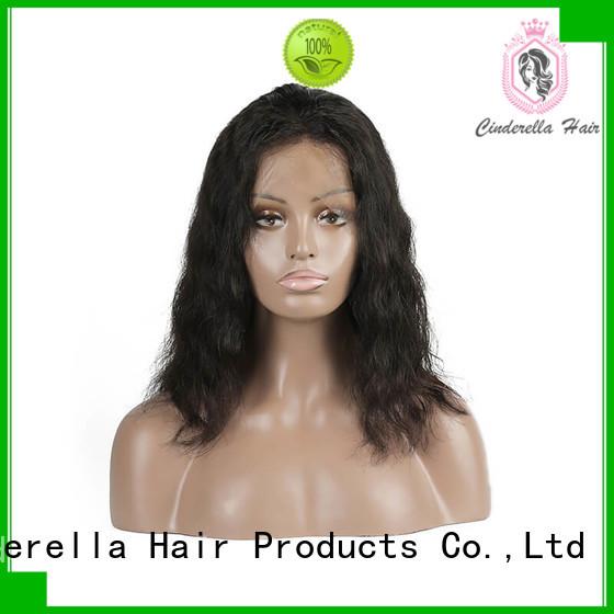 Cinderella natural looking wigs Supply