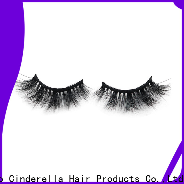 Cinderella Best mink individual lashes manufacturers