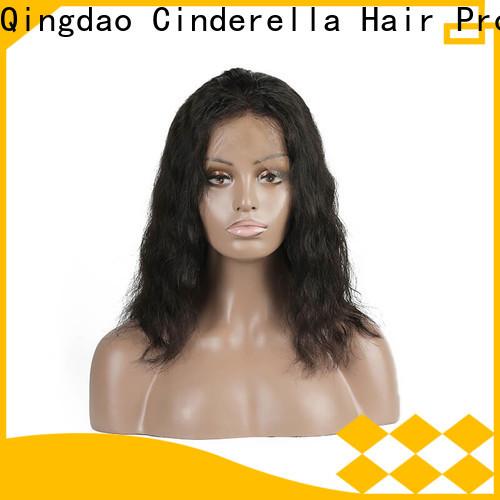 Cinderella Custom human hair price factory