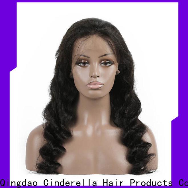 Cinderella human lace wigs company