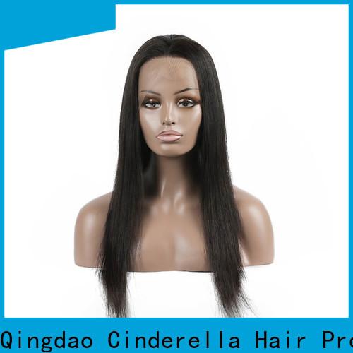 Cinderella Top human wigs factory