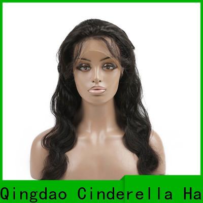 New custom wigs manufacturers